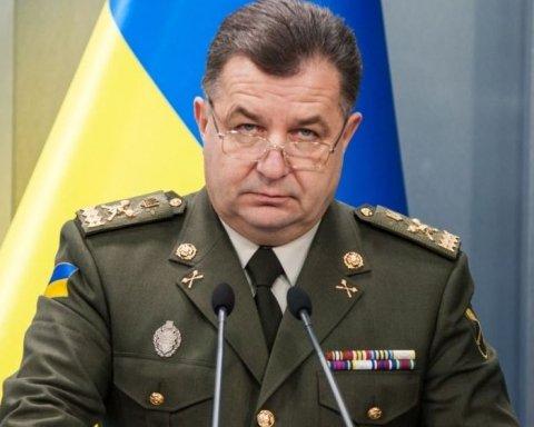 Полторак назвал, кто из военных не будет воевать на Донбассе