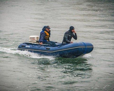 Жуткая находка: тело мужчины нашли под мостом