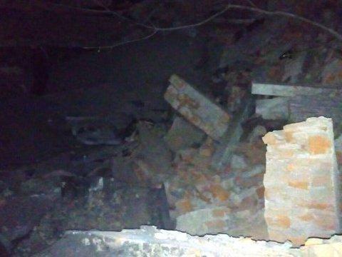 Жуткий обвал на кирпичном заводе в Кременчуге, есть погибший