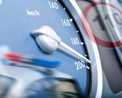 3400 грн за перевищення швидкості: які штрафи очікують на водіїв