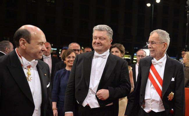 Порошенко: коррупция— основная проблема Украины