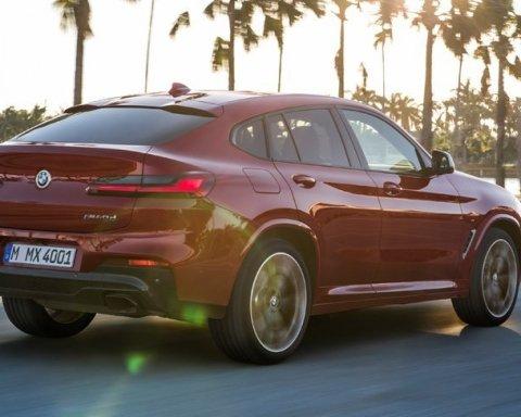 Розкішний і швидкий: BMW розсекретила новий X4
