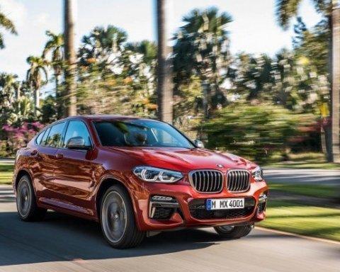 Новий X4 розсекретили в BMW
