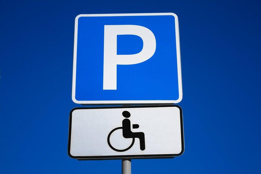 Украинцы с инвалидностью больше не будут платить за парковку