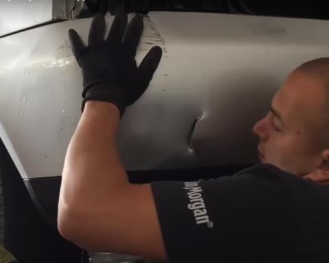 Как быстро отремонтировать бампер: названы простые способы