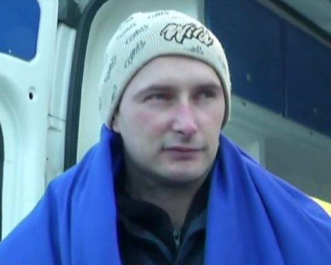 Освобожденный из плена боевиков украинский заложник загадочно исчез