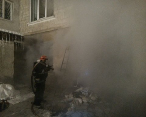 Страшный пожар в детской больнице, есть подробности