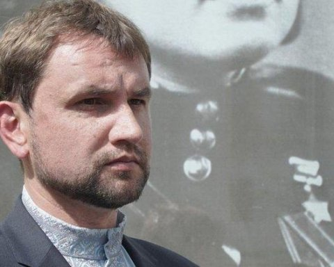В'ятрович порівняв референдум про війну з Росією із брекзітом