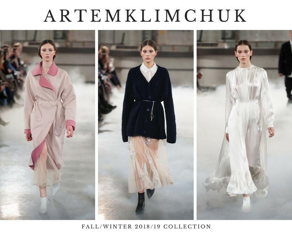 Ukrainian Fashion Week 2018: украинцам назвали семь лучших показов
