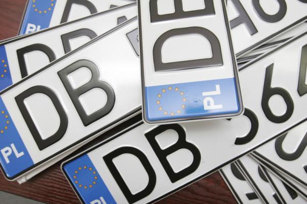 Украинские водители быстро нашли альтернативу «евробляхам»