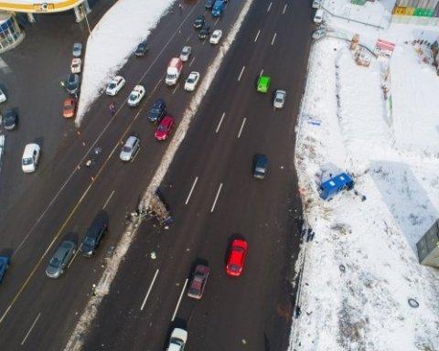 Смертельна ДТП під Києвом: з'явилося відео