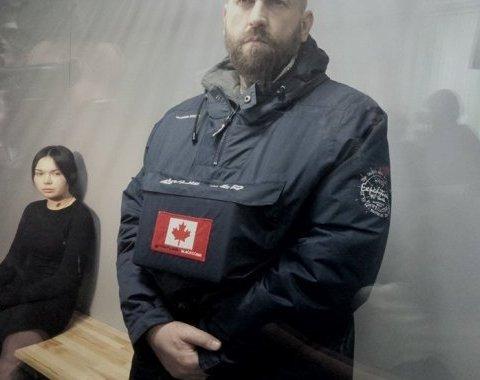 Харьковская трагедия: Зайцевой стало плохо в зале суда