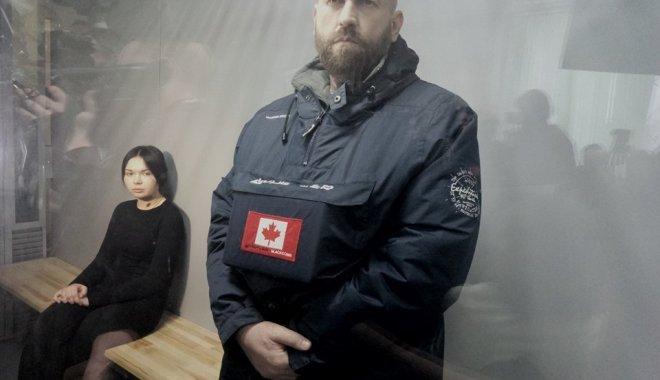 Харківська трагедія: Зайцевій стало зле у залі суду