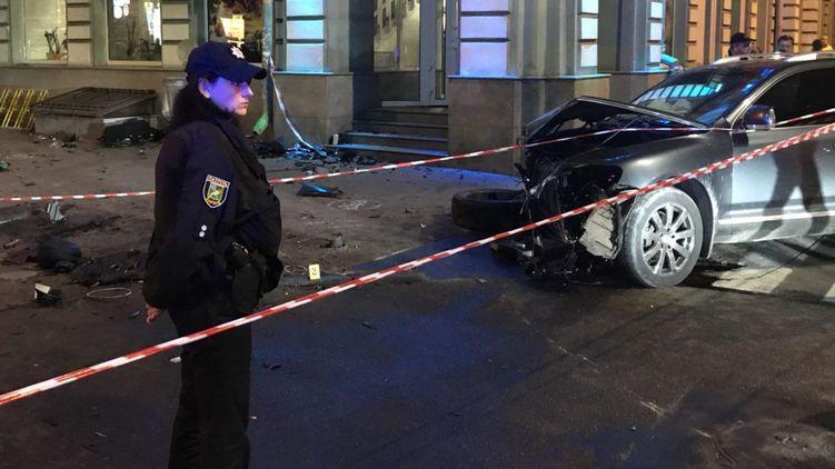 Харьковская трагедия: Зайцева ехала на красный свет