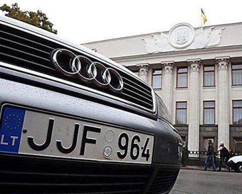 »Еврономера в Украине»: водителям озвучили новую проблему