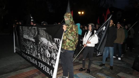 Наконсульстве Польши вКиеве вывесили «доску польских правонарушений против Украины»