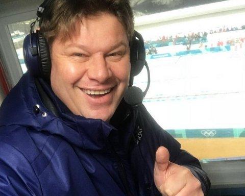 Олімпіада-2018: російський коментатор колоритно прокоментував допінговий скандал