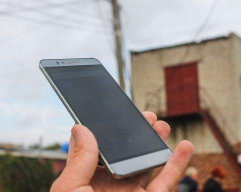 Vodafone вновь заработал в Донецке и Луганске