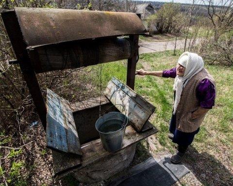 Українцям показали села, які залишились на межі вимирання