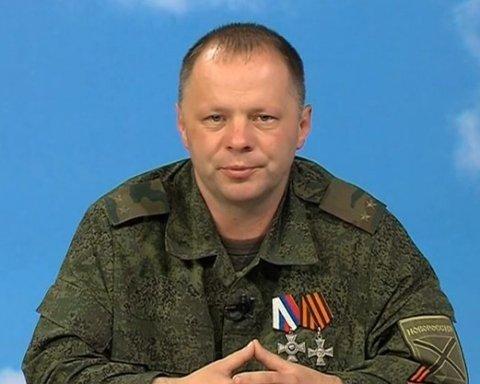 """Стріляли з гранатомета: у бойовиків заявили про замах на """"міністра оборони"""""""
