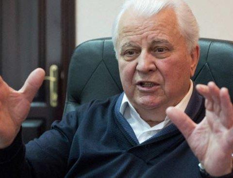 Кравчук назвав два способи припинити війну на Донбасі