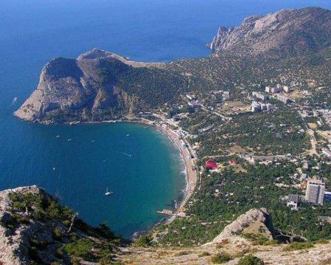 Мост можно не строить: полуостров Крым сносит в сторону России