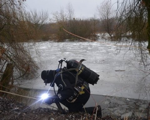 У Луцьку знайшли тіло хлопчика, який 27 січня провалився під лід