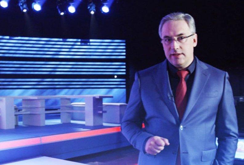 Украинский эксперт устроил драку драке впрямом эфире НТВ