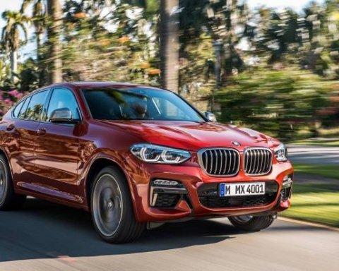 Новий Х4 представила BMW