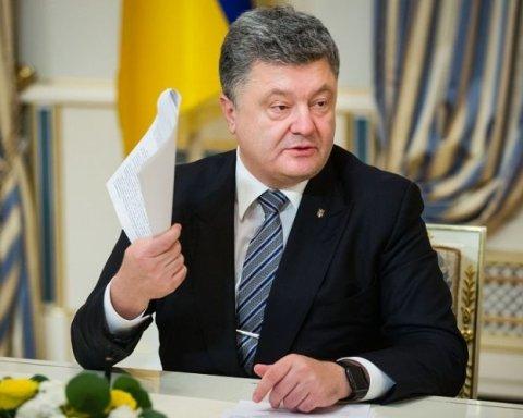 Порошенко анонсував новий розмір мінімалки в Україні