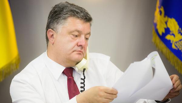 На Банковой озвучили детали разговора Порошенко с Путиным
