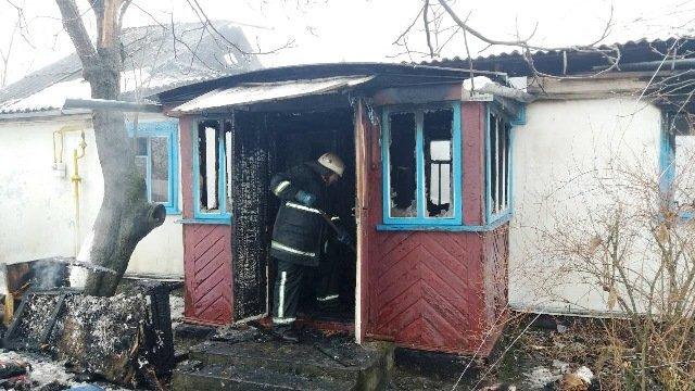 Моторошна пастка: у дерев'яному будинку живцем згоріли дві людини