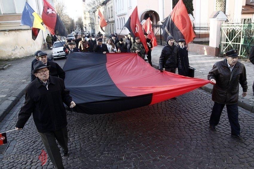 Официально: «бандеровский» флаг запретили во Львове