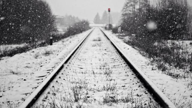 """Моторошна смерть: потяг на швидкості """"зніс"""" дівчину"""