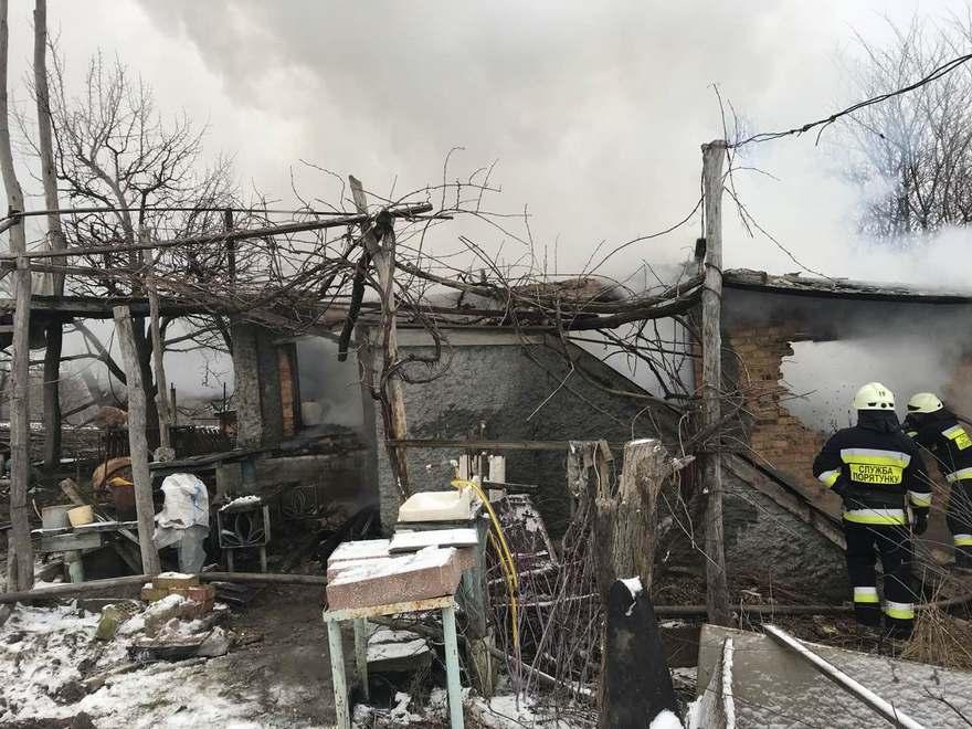 Моторошна пожежа сколихнула Дніпро: є загибла