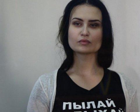 """""""Провели російські брати"""": як активістка Femen потрапила на Віденський бал"""