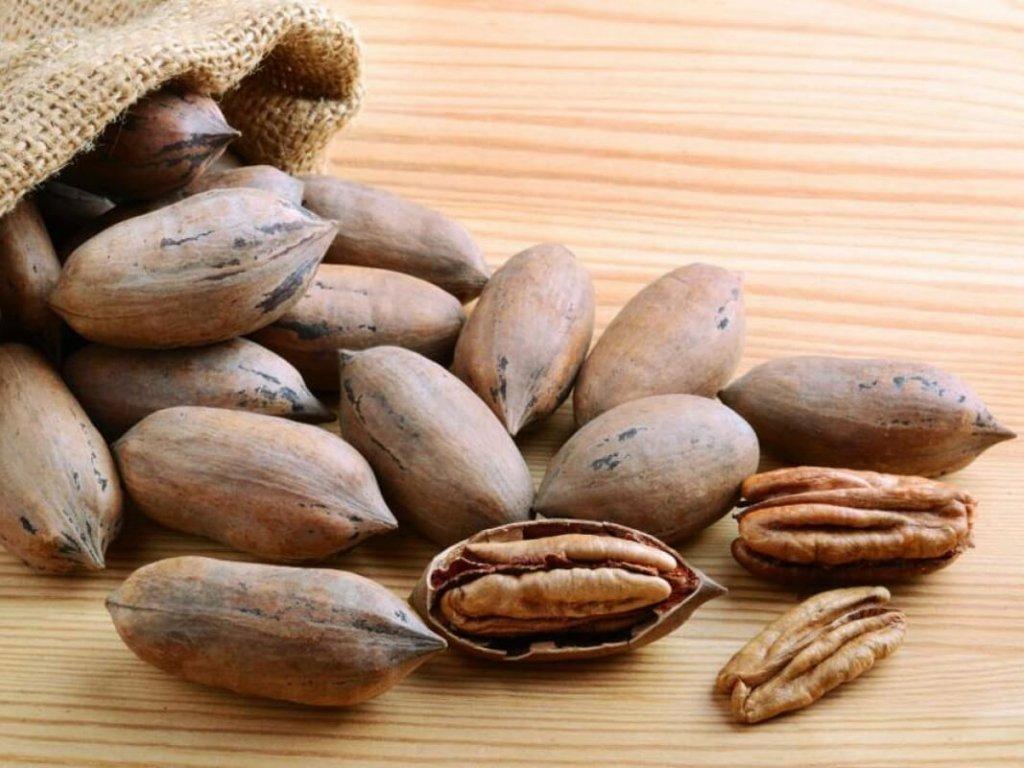 Эта разновидность орехов надежно защищает от инфаркта