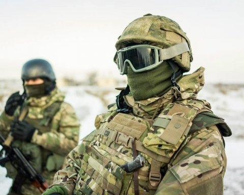 Українські військові захопили бойовика з російським паспортом