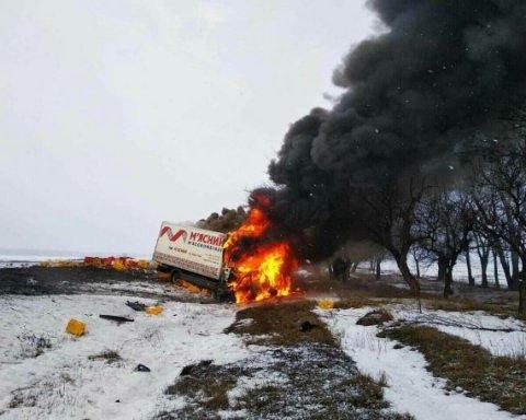 »Мясо разлетелось по дороге»: в жутком ДТП погибли три человека