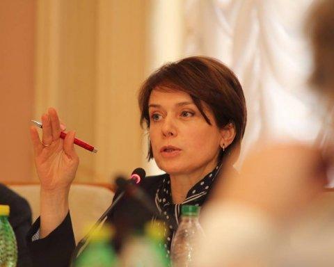 Півмільйона гривень і авто: українцям показали доходи Гриневич