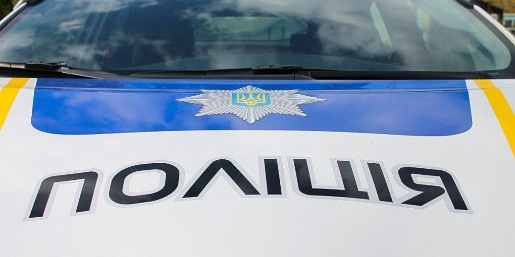 В Киеве за сутки разбили четыре машины полиции: момент одной из аварий попал на видео