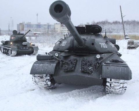ОБСЄ: на Донбасі з'явились нові танки