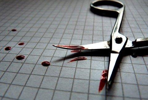 """Зарізали ножницями: молоду жінку вбивці """"порвали на шматки"""""""