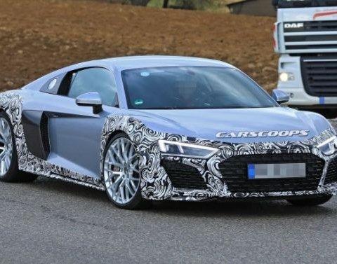 Розкішна і швидка: суперкар Audi R8 показали у мережі