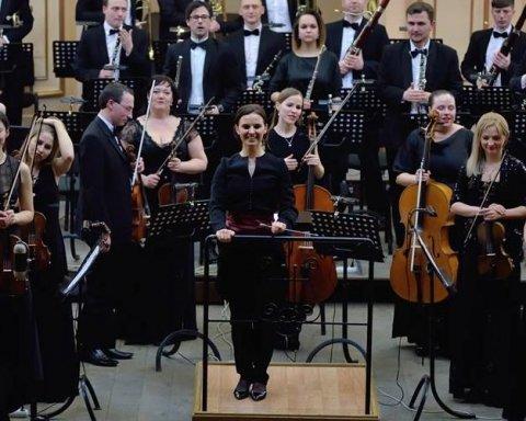 Известный во всем мире оркестр возглавила украинка