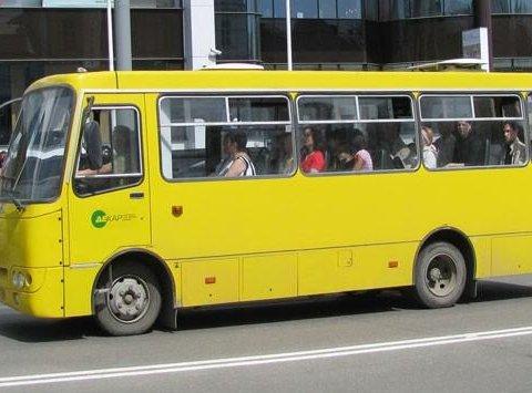 »Не понимаю вашего козьего языка»: водителя автобуса в Донбассе вызвали в СБУ