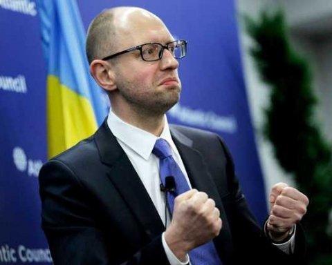"""Єдиний на мільйони: лише один українець зробив внесок на рахунок """"Народного фронту"""""""