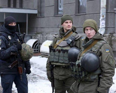 Додаткові загони силовиків вийшли на вулиці Києва: що відбувається