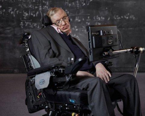 Ушел из жизни выдающийся ученый Стивен Хокинг