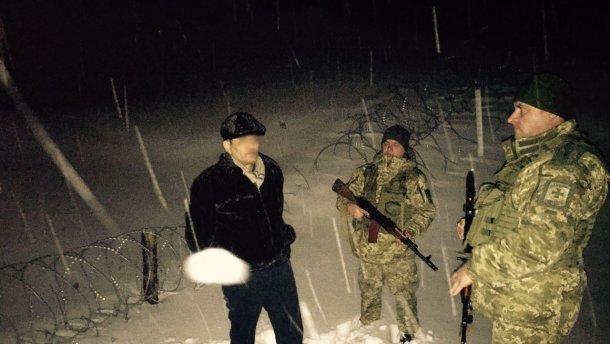 ВХарьковской области задержали уголовного  авторитета Сумбата Тбилисского— Госпогранслужба